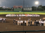 2018年9月17日  第11回 東武鉄道杯少年野球大会 開会式